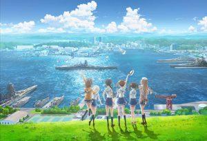 Anime Haifuri Tampilkan Visual Key Terbaru