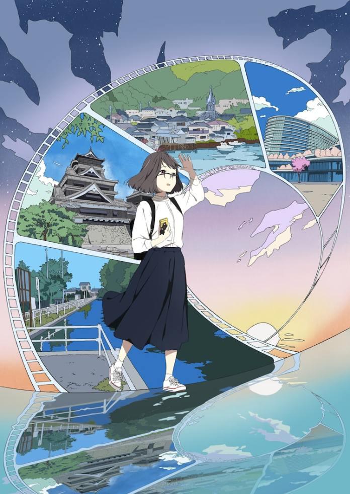 Anime Natsunagu! Visual