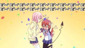 Manga Machikado Mazoku Hiatus Selama 2 Bulan Akibat Kondisi Kesehatan Mangaka
