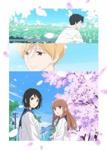 Anime Omoi Omoware Furi Furare Tampilkan Teaser Perdana