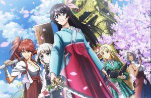 Proyek Anime Sakura Wars Baru Tayangkan PV dan Visual Baru