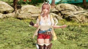 Koei Tecmo Rilis Sneak Peek DLC Crossover DOA6 X Atelier Ryza