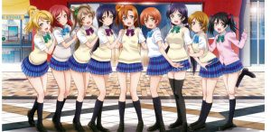 Love Live! The School Idol Movie Official Book