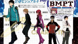 World Trigger Tampilkan Desain Karakter Season Baru Animenya