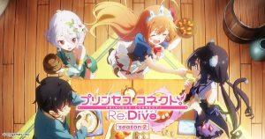 Anime Princess Connect! Re:Dive Dapatkan Musim Kedua